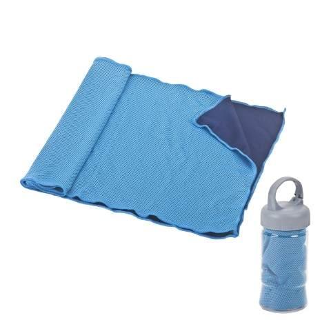 מגבת ספורט מיקרופייבר שומרת קור