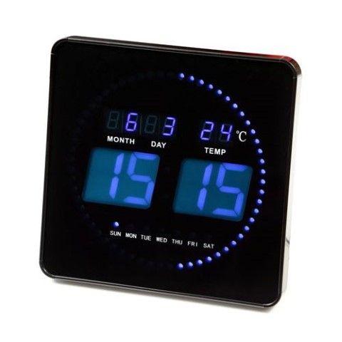 שעון קיר חשמלי ממותג