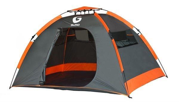 אוהל קמפינג מקצועי לעובדים לחג