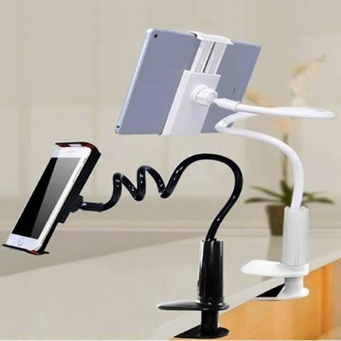 מעמד גמיש לטלפון נייד עם הדפס לוגו